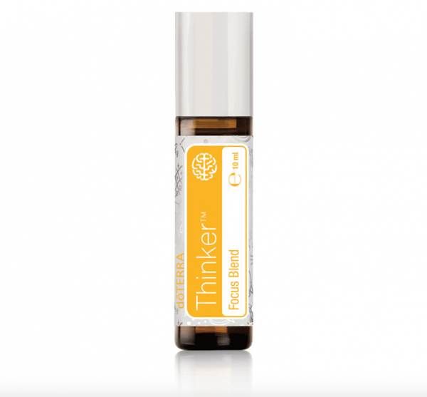 doterra thinker focus blend essential oil Ireland