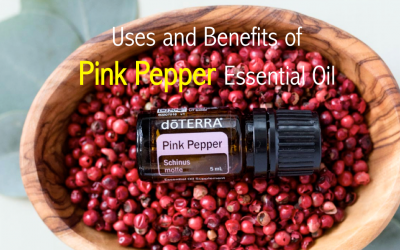 Uses and Benefits of Pink Pepper Essential Oil