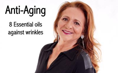 8 Essential oils against wrinkles: Anti-aging oils for fewer wrinkles