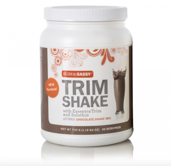 Slim & Sassy® TrimShake - Chocolate